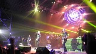 10/25/2013 The Offspring - Have You Ever & Staring at the Sun (Live in Krasnodar)