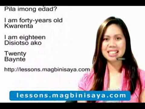 How do I learn Bisaya - Languages and Translations - The ...