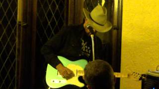 Sensitive Kind, Don White House Concert Nov 6, 2014