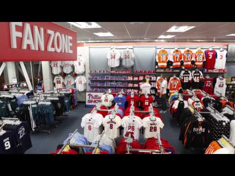 A Better Modell's Sporting Goods Store--Time Lapse