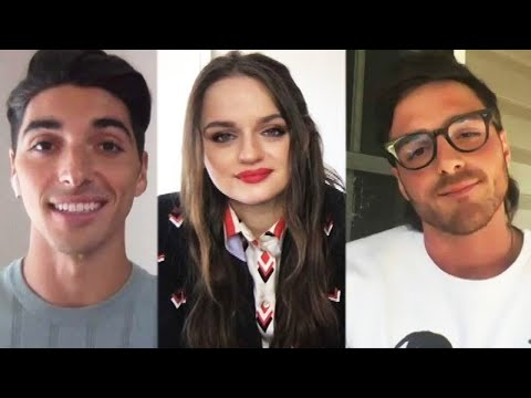 Kissing Booth 2 SPOILERS: Joey King and Jacob Elordi REACT to Surprise Ending and Kissing Booth 3