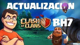 taller del constructor 7   sneak peek   directo de la actualizacin   clash of clans