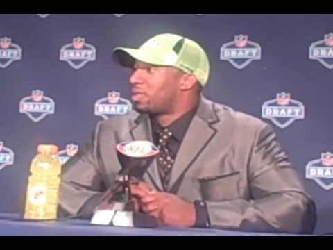 c2d7431b31d NFL Draft  Aaron Curry Interview