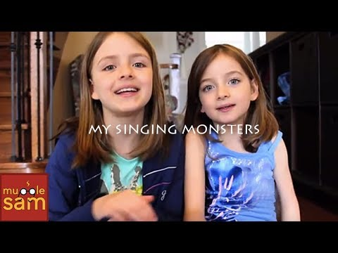 MY SINGING MONSTERS and Ultimate Breeding Guide 🎵 10-Year-Old Sophia and 7-Year-Old Bella