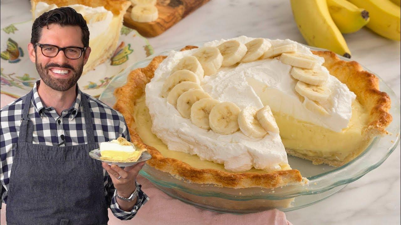 Download The BEST Banana Cream Pie Recipe
