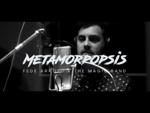 FEDE ARROYO & THE MAGIC BAND - MIAMI (LEO GARCIA - CHELO DELGADO) - EPK grabación METAMORPOPSIS