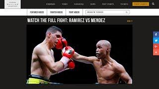 Raimrez vs Mendez Full Fight Preview: May 26, 2018 - PBC on FS1