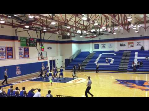B2B vs #2 Ranked Georgia Highlands College 1 Dec (Scrimmage) 1st Half