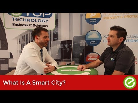 Tech Talk | Local Smart Cities Using Technology and Data | R