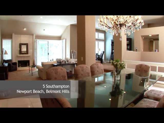 5 Southampton Newport Beach CA 92660