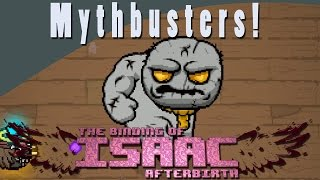 The Binding of Isaac Mythbusters! | Can You One Shot Ultra Greed?