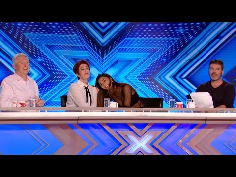 AMAZING! This Boy Can't Sing Because Of Nervousness But Look What The Judges Did