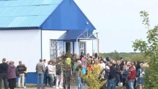 Съемки спецпроекта телекнала ТНТ «Экстрасенсы ведут расследование» в Морозовке.
