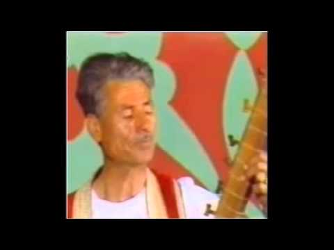 Abdul Momin Biltoon - his VERY first recording 1955