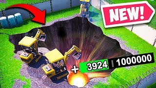 *NEW EVENT* SECRET DIGSITE FOUND! - Fortnite Funny Fails and WTF Moments! #512