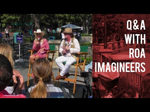 Q and A with Disneyland Imagineers on new Rivers of America and Disneyland Railroad