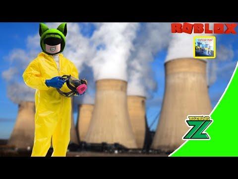 Roblox Indonesia | Nuclear Plant Tycoon | Membangun Pabrik Nuklir Sendiri!!☠💂🕵