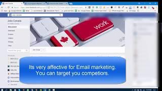 Best Facebook Email Extractor