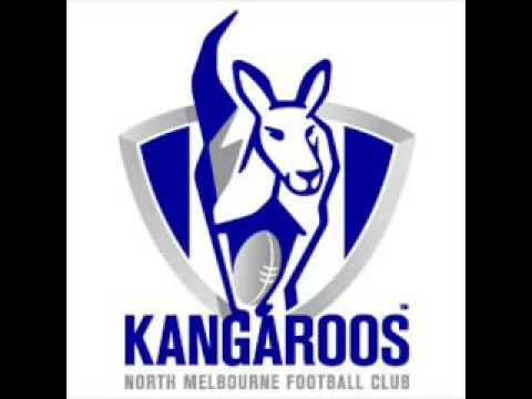 NORTH MELBOURNE THEME SONG
