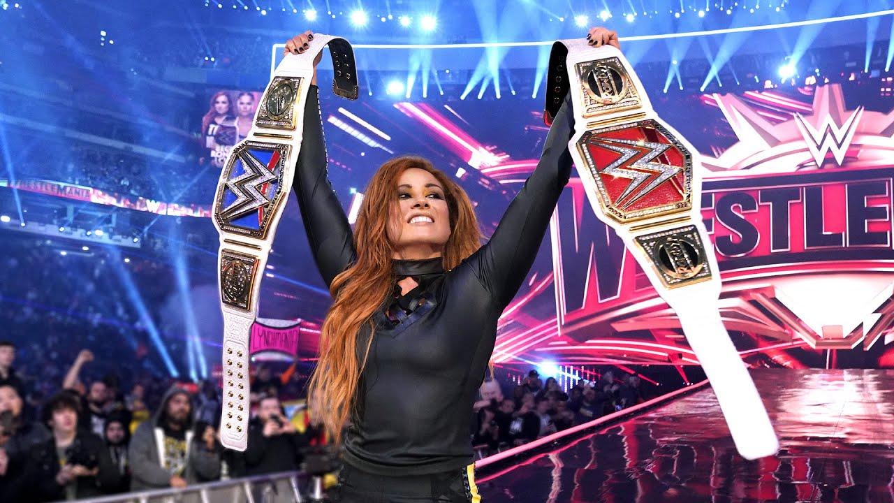 Becky Lynch kicks off the Top 3: WWE 50 Greatest Women Superstars sneak peek