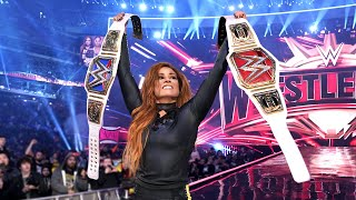 Becky Lynch kicks off the Top 3 WWE 50 Greatest Women Superstars sneak peek