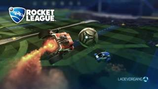 ROCKET LEAGUE Single Player Match 4, Xbox One Gameplay