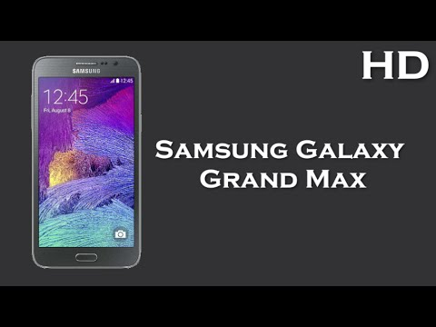 Samsung Galaxy Grand Max available with 5.25 Inch Display 2500mAh battery, 1.5GB RAM, Android 4.4