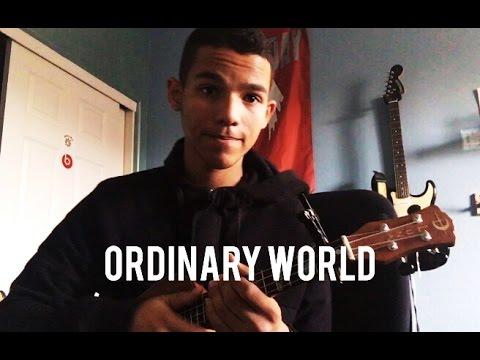 Ordinary World Green Day Ukulele Cover Youtube