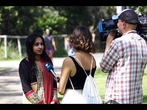 Sudha Manian SBS TV Interview