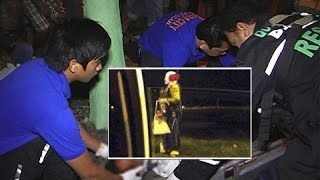 killer clown in the philippines