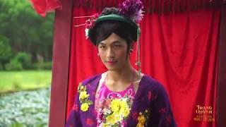 Hậu trường phim Trạng Quỳnh: Trấn Thành, Quốc Anh giả gái cực đẹp   Phim Tết chiếu rạp   321 Action