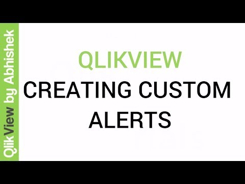 QlikView Tutorial | How to create Subroutines or functions