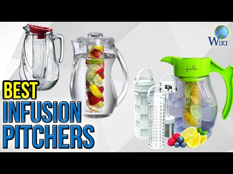 9 Best Infusion Pitchers 2017