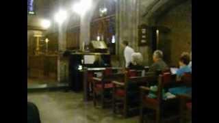 West Point Cadet Chapel - Fur Elise - Abigail Williams.AVI