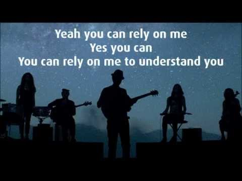 """Jason Mraz - """"You Can Rely On Me"""" (Lyric Video)"""