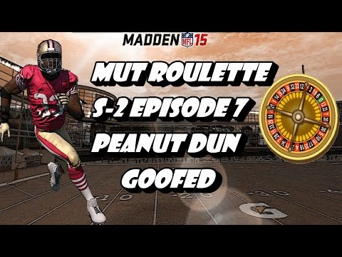 Madden 15 Ultimate Team Roulette S-2 Ep.7 - Charles Tillman Dun Goofed