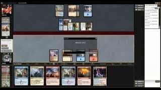 Standard Jeskai Midrange #1 Game 4