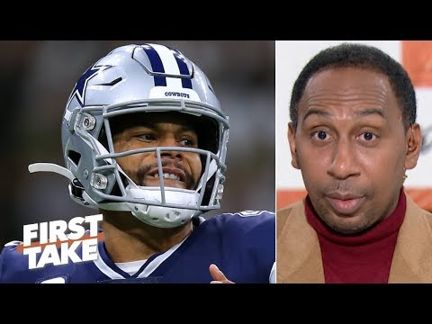 Dak Prescott needs to make noise against Aaron Rodgers and the Packers - Stephen A. | First Take
