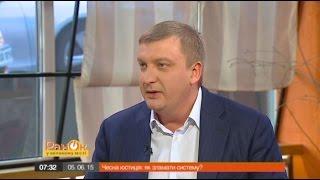 Павел Петренко рассказал, как получить справку от Минюста за 30 секунд