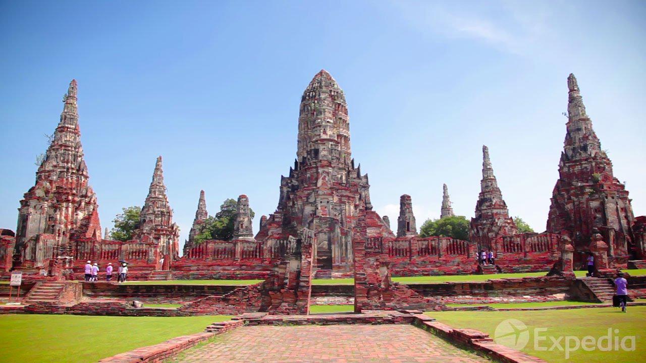 Guía turística - Bangkok, Tailandia | Expedia.mx - YouTube