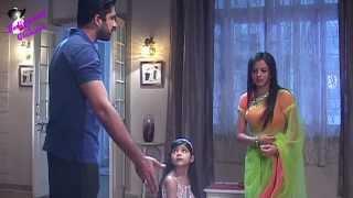 "On location of TV Serial ""Iss Pyaar Ko Kya Naam Doou''  conversation between ashlok and astha"