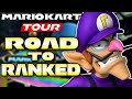 Mario Kart Tour - Is F2P 20,000+ Possible in Waluigi Pinball?  ROAD TO RANKED!