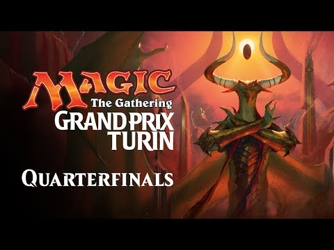 Grand Prix Turin 2017 Quarterfinals