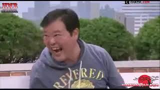 Cười Xuyên Việt 2017   Hài Nhật Bản tập 1 Cười Đau Bụng   sở thích bóp gái