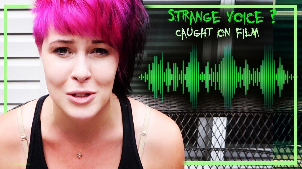 Strange Ghost Voice Caught on Film While Metal Detecting | EVP??