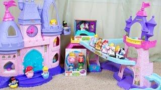 Fisher Price Little People Disney Princess Aurora and Friends Klip Klop Jasmine