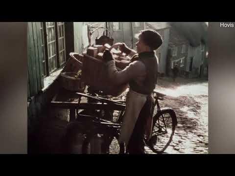 Hovis' iconic 1973 Boy on the Bike advert digitally remastered