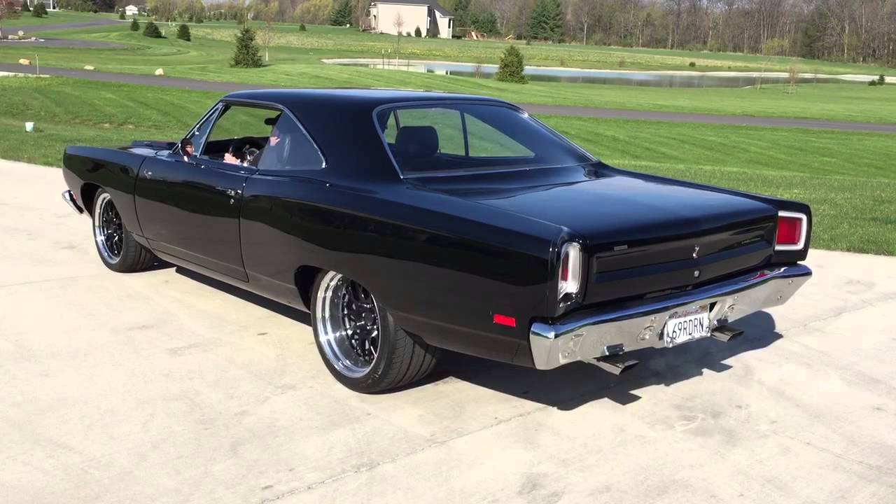 Plymouth Roadrunner Pro Touring