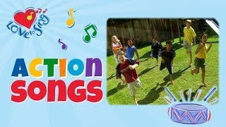 Cool Sports Fitness Song | Action Song for Kids | Children Love to Sing