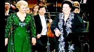 Opera Planet Barcarolle Montserrat Caballé Marilyn Horne 4k Hd